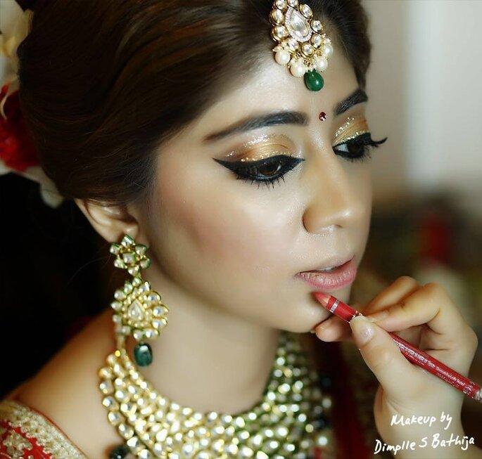 Makeup Artist: Dimple Bathija.