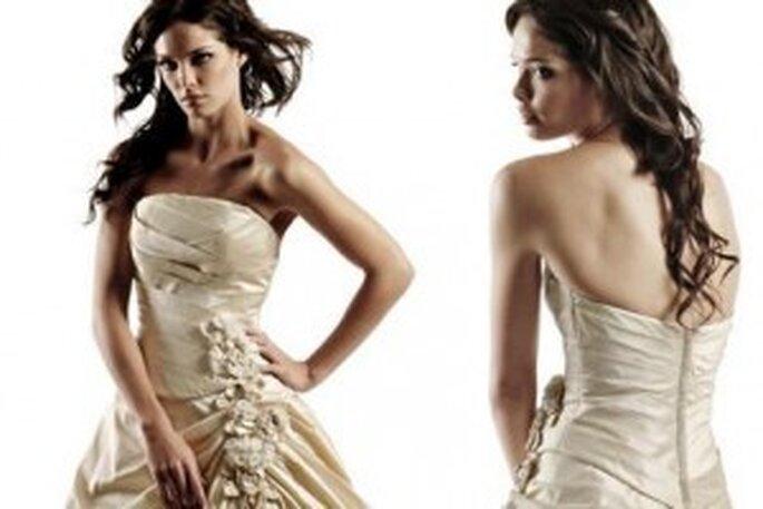 Vestidos de Noiva de duas peças