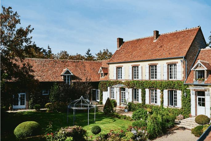 La Bergerie de Vaujoly - lieu de réception mariage - Eur-et-Loir