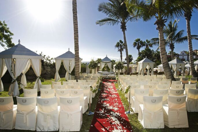 Lugar de celebración Tenerife