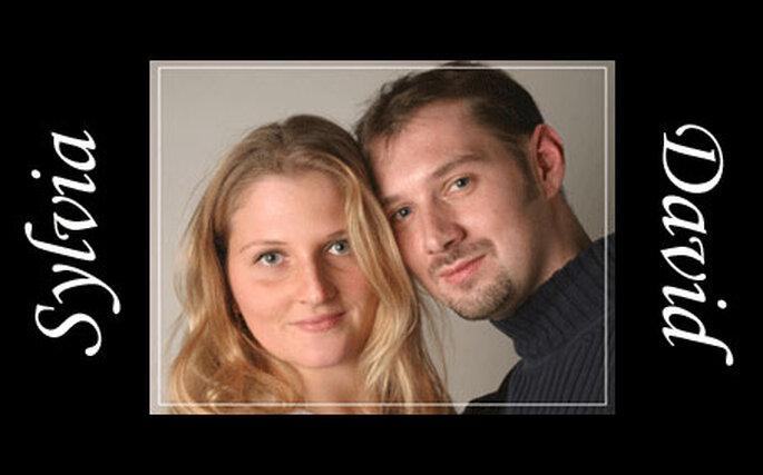 Mariage sponsorisé de Sylvia et David