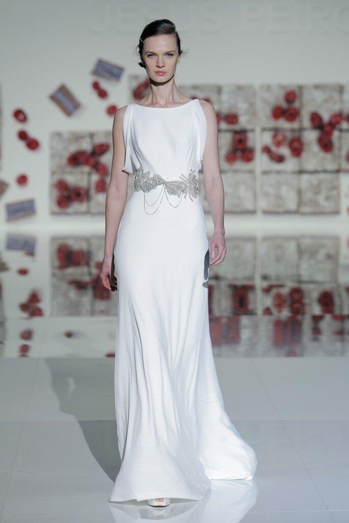 Weißtöne von Brautkleidern