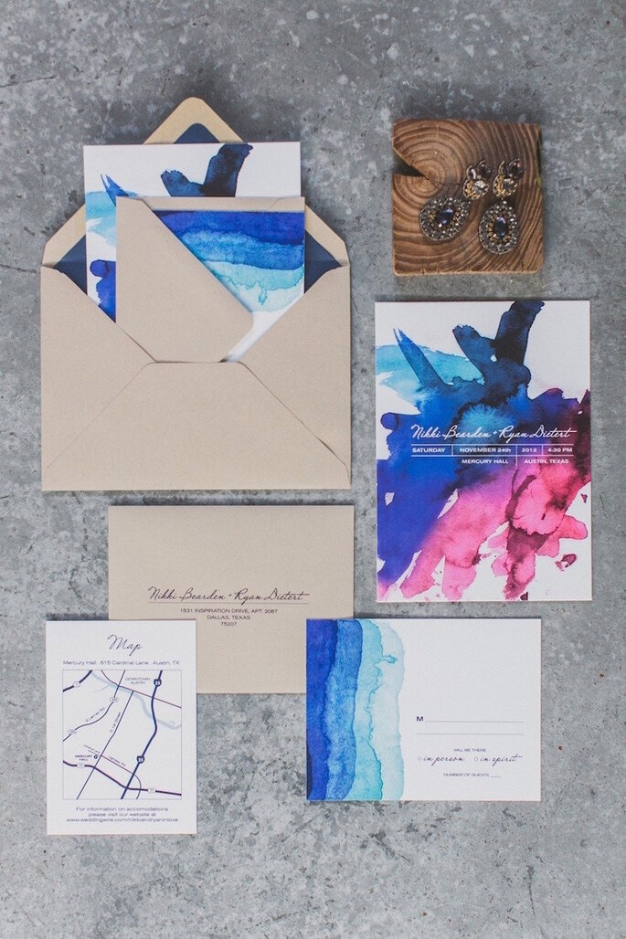 Una boda en azul clásico - Taylor Lord Photography