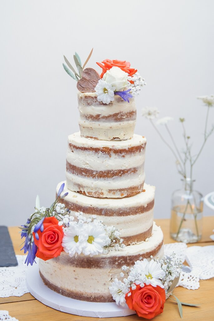 Wedding cake- pièce montée