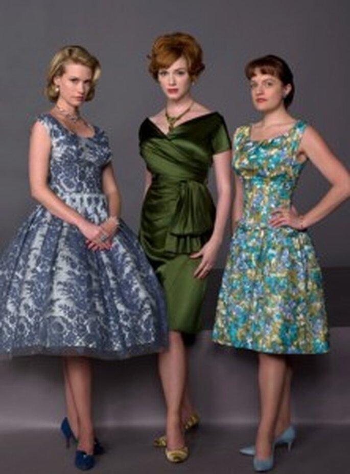 Tre abiti perfetti per le invitate a nozze