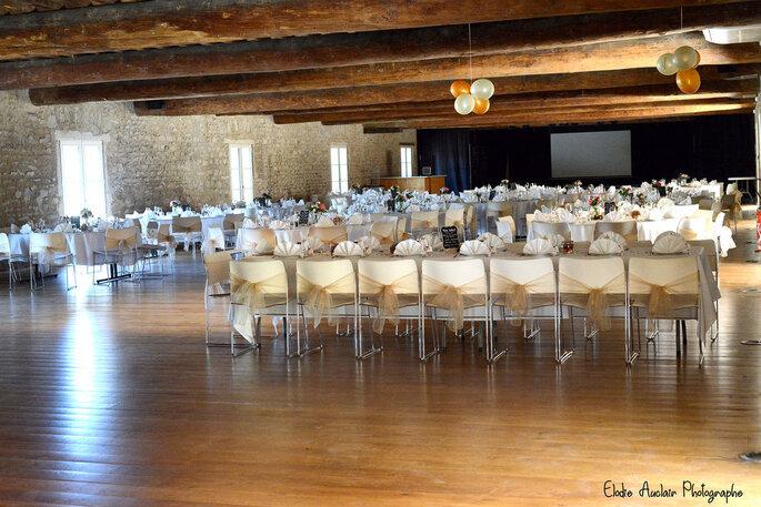 Domaine de la Croix Rochefort - Lieu de réception pour votre mariage dans le Rhône