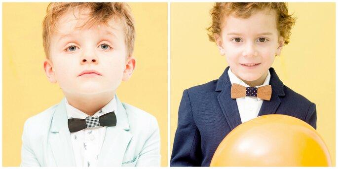 De gauche à droite : Le Petit Styliste / Le Petit Dandy