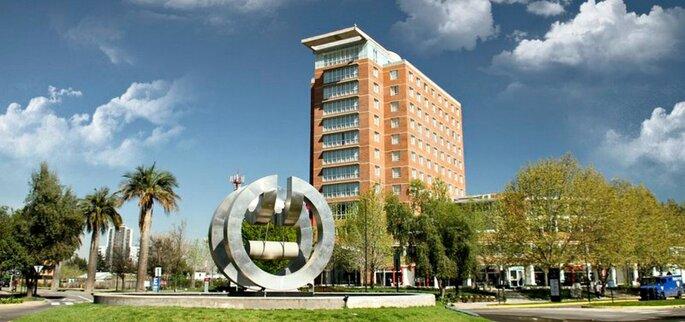 Hotel Radisson Ciudad Empresarial