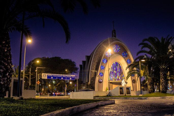 Iglesia Santa María Reina/Créditos: ShootPeru