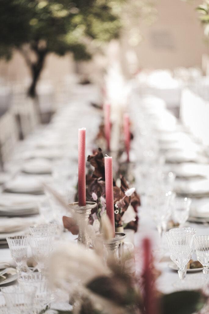Il Mio Matrimonio Wedding Planners - mise en place