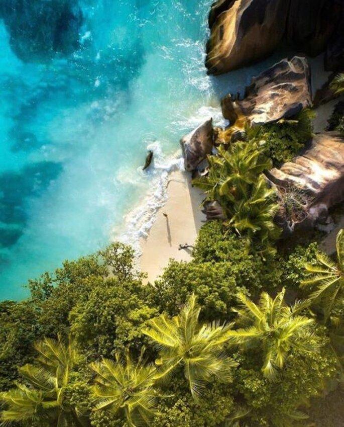 Seychelles lune de miel