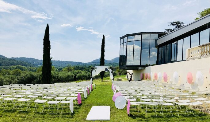 Lieu de réception pour votre mariage - Bouches-du-Rhône