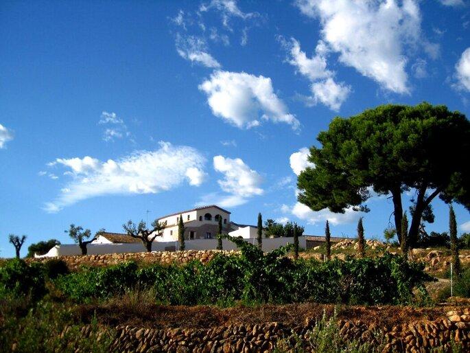 Lugares de celebración Tarragona - Mas Llagostera