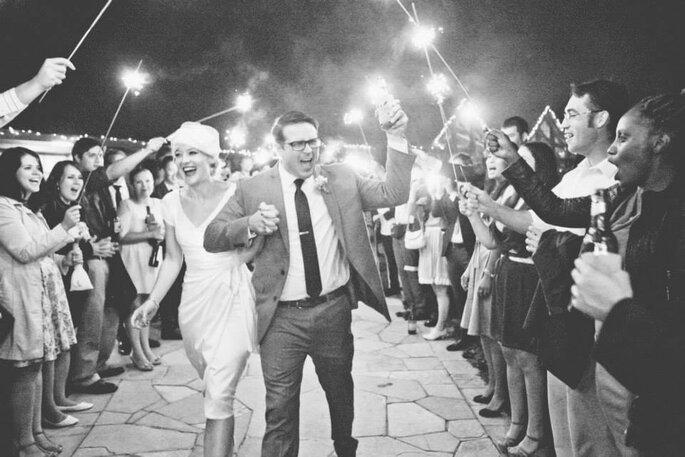 Casamento sparkles