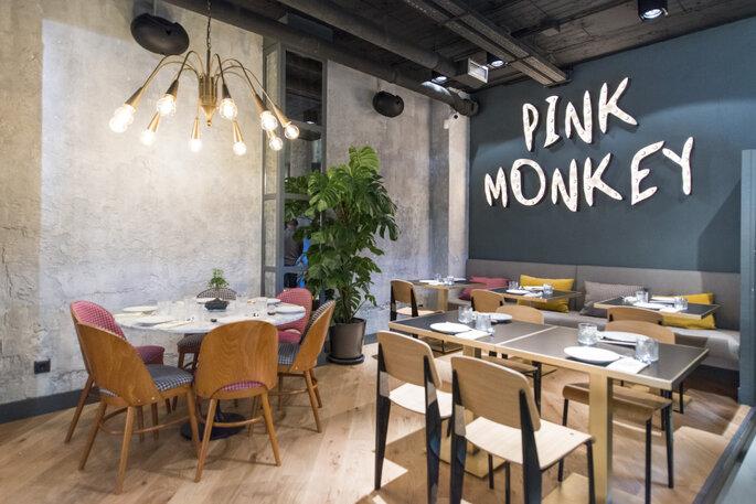 Foto Pink Monkey