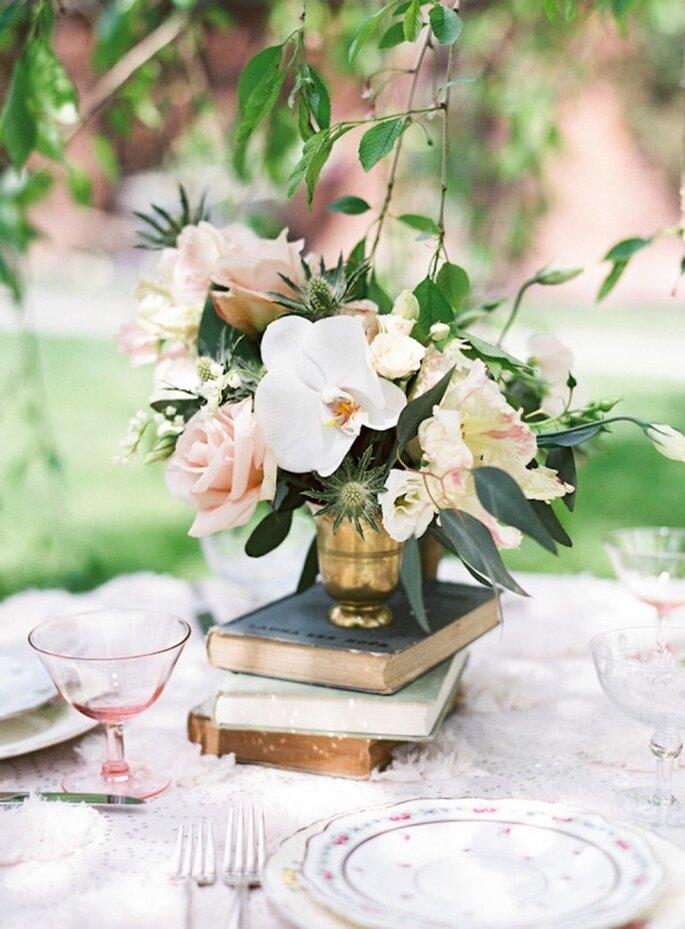 Los colores perfectos para decorar una boda en 2015 - Foto Matthew Ree