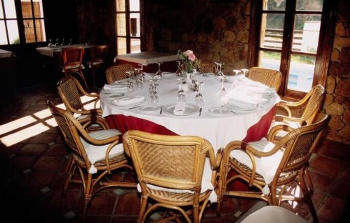 Restaurantes rurales en tu boda - Foto: Top Rural