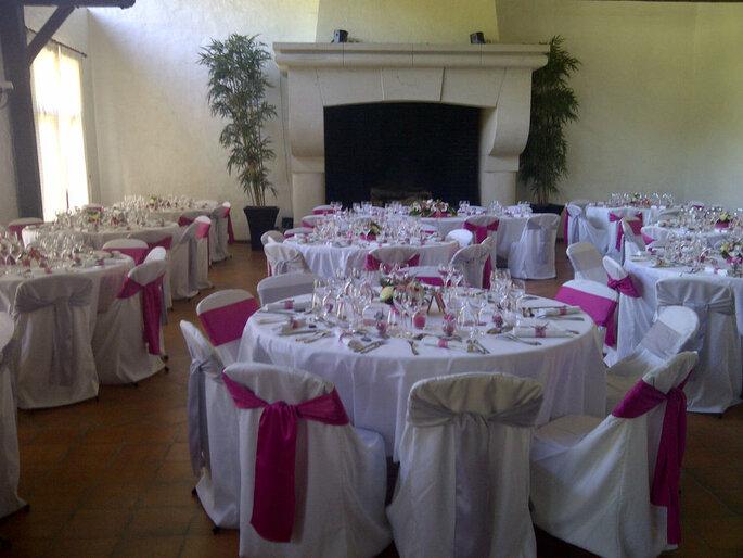Domaine des Étoiles - Lieu de réception mariage - Val-d'Oise