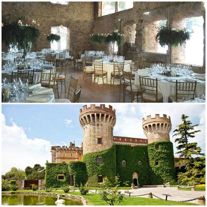 El Convent de Blanes y Castell de Peralada