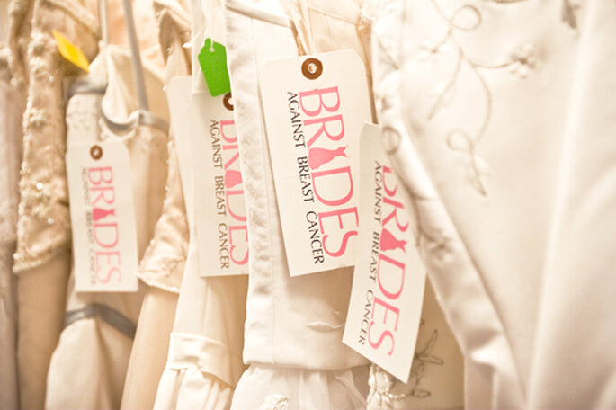 Brides Against Breast Cancer tags