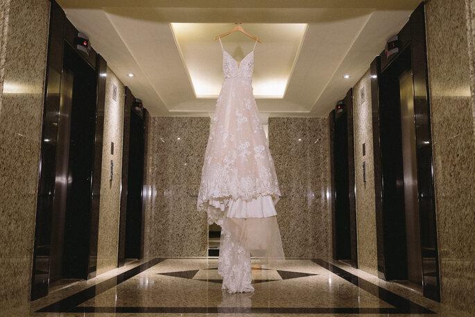 Vestido de noiva: Atelier Julietta - Foto: Luciano Mendes Fotografia