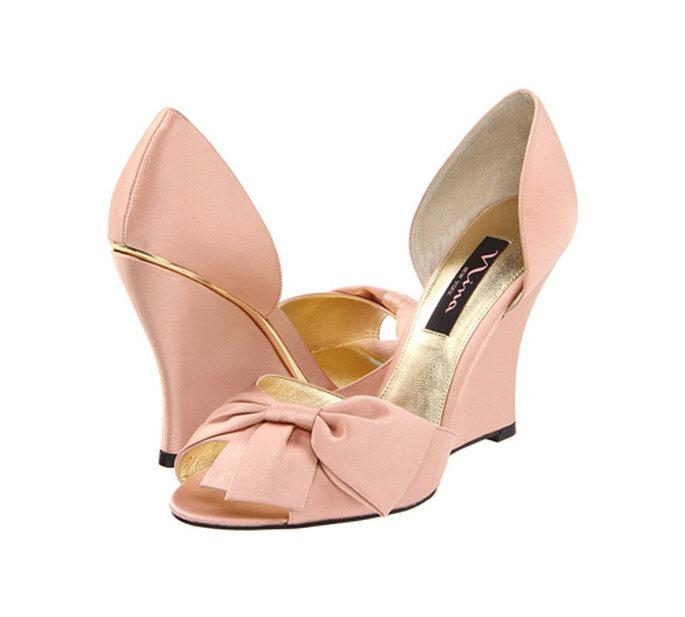 Schuhe mit Keilabsatz sind bequem und sehen bezaubernd aus – Foto: Nina Eterna