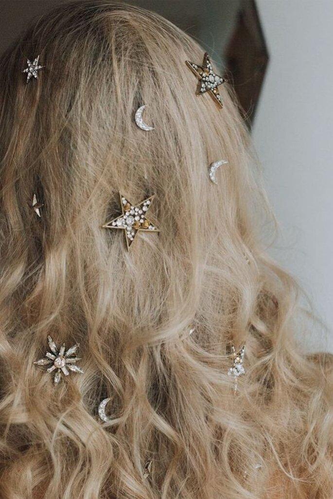 Acessórios para os cabelos - Foto: Pinterest