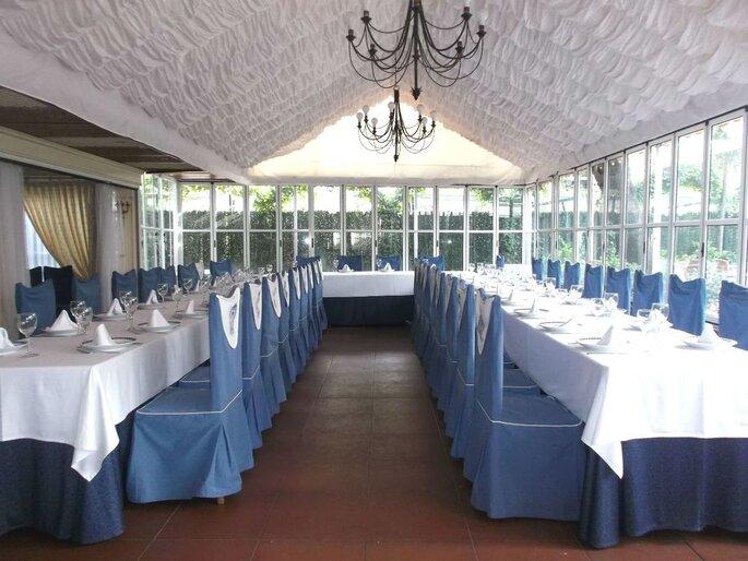 Restaurante El Torreón restaurante bodas Madrid