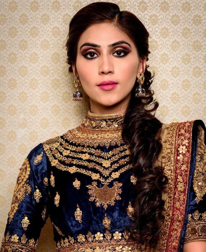 Photo: Arneeb Malik- Makeup Artist.