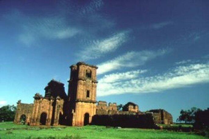 Ruinas en San Miguel