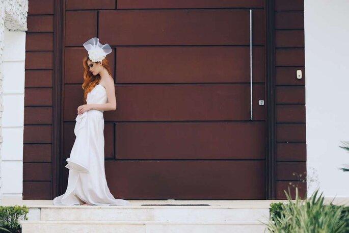 Acessórios modernos para noivas - Nina Russo Atelier – Foto: Divulgação