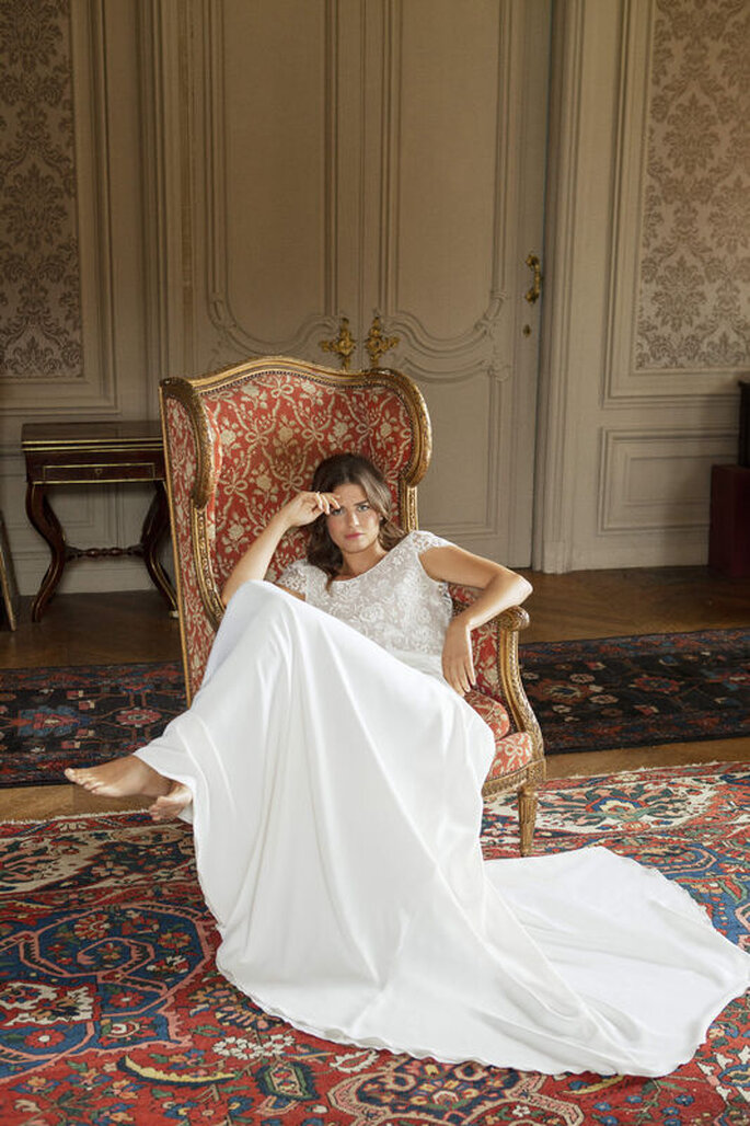 White Lab. - Robes de mariée - Vaucluse