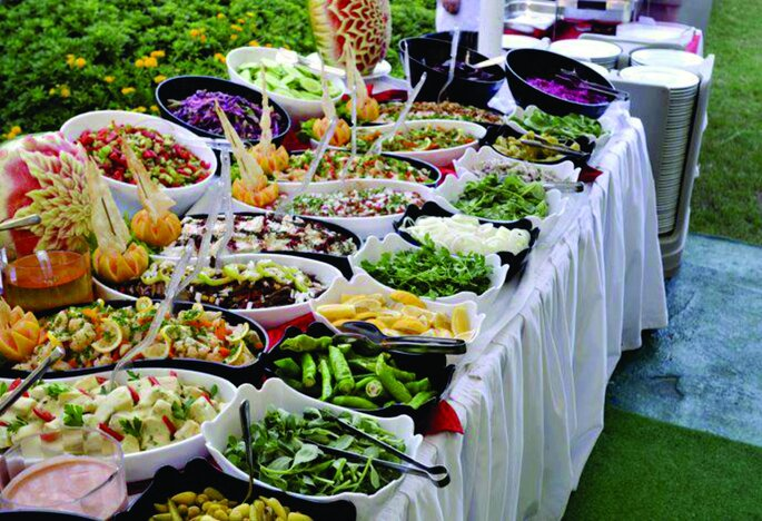 Caterer: Gulati Catering Company.
