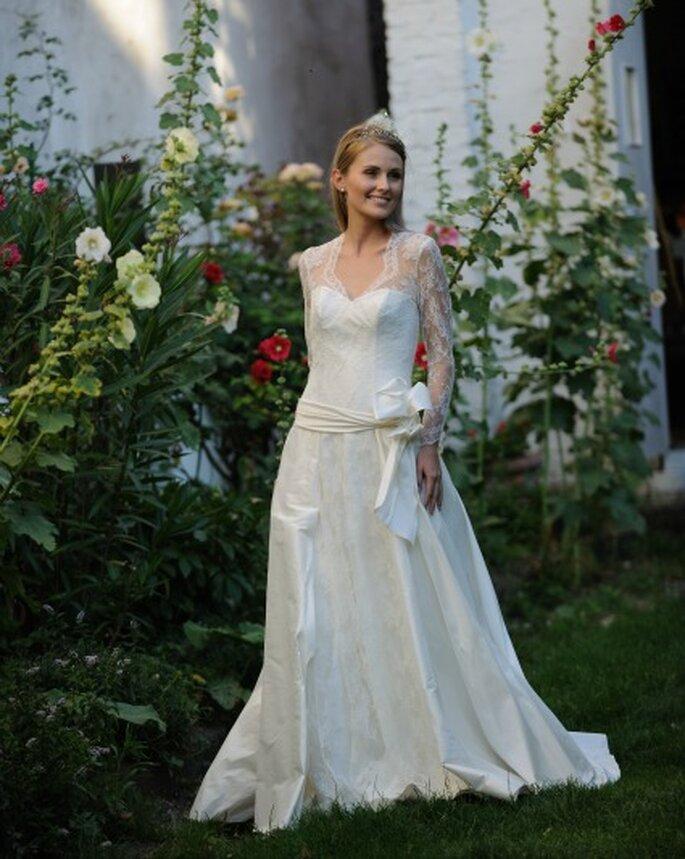 Robe de mariée Catherine Varnier - Modèle : Anastasia