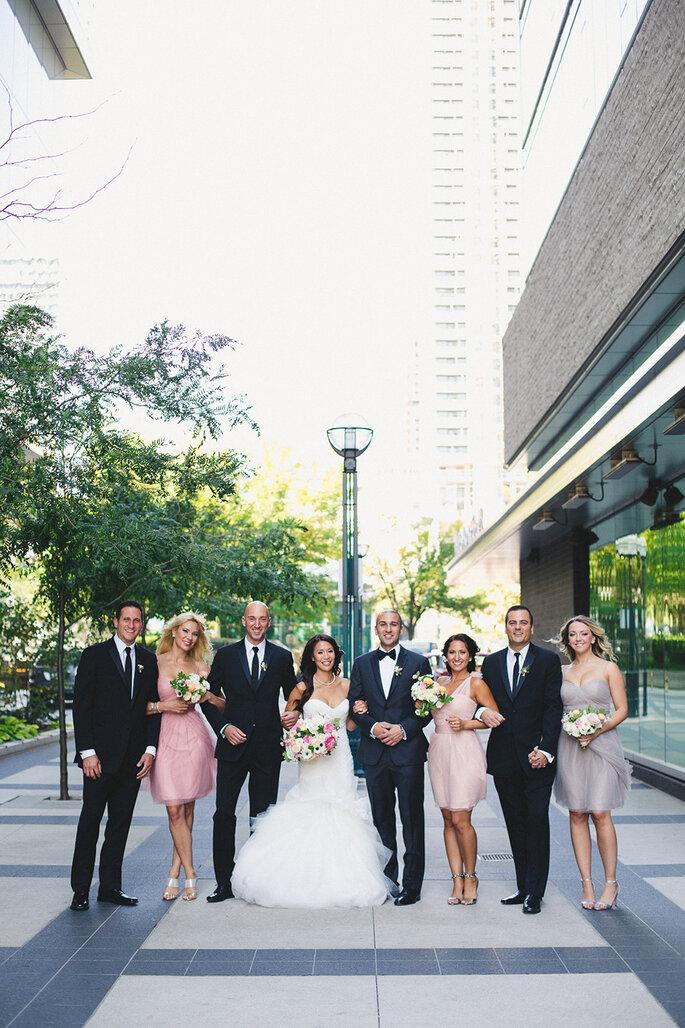 4 razones por las que NO deberías comparar tu boda con la de alguien más. Foto: Heart Visuals