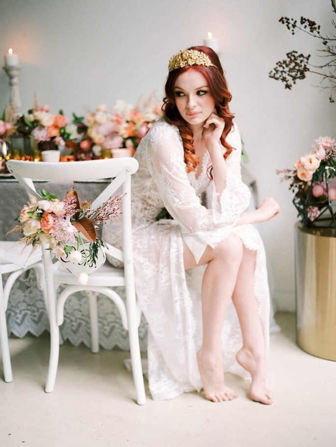Chic Vintage Brides. Foto: We Are Origami Photography