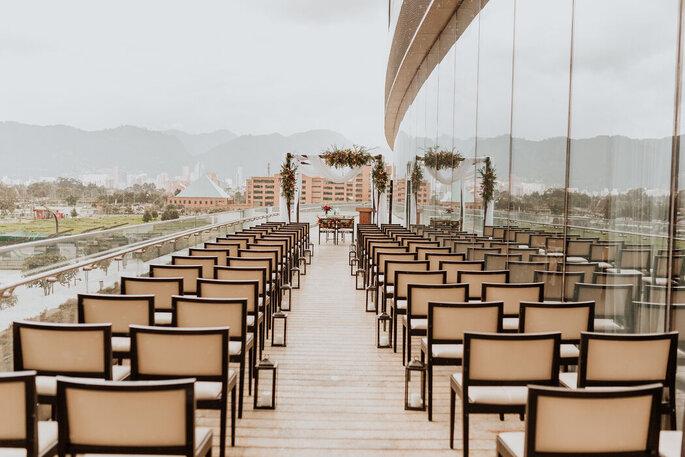 Grand Hyatt Bogotá hotel para bodas