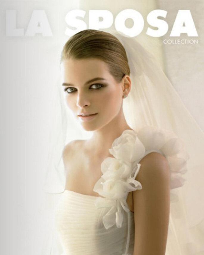 Vestidos de novia La Sposa 2012 estarán disponibles en breve