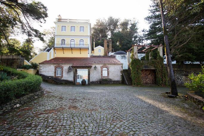 Exterior da Quinta do Convento de Nossa Senhora da Visitação