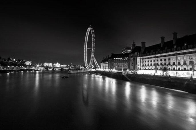 Week-end de noces à Londres