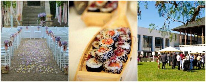 los mejores hoteles de Barcelona para bodas
