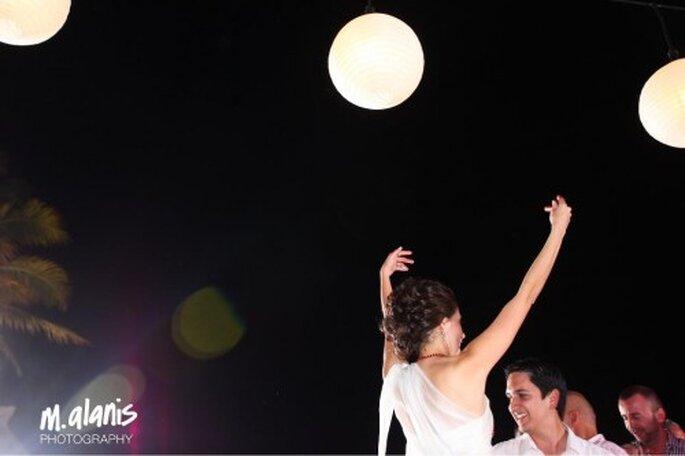 Relájate y disfruta de cada momento en tu boda - Foto Mauricio Alanis