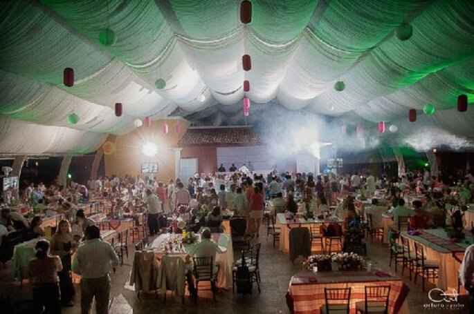 Definir el estilo de la boda. Foto de Arturo Ayala Photography