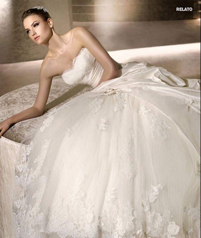 San Patrick 2012 collection Ball Gowns