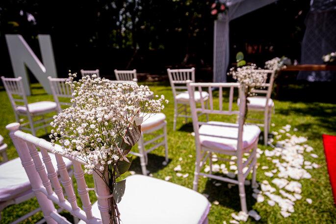 Jardín Wisteria jardín para bodas Morelos