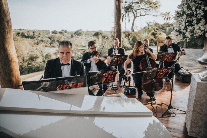 Clarim Música para Casamento