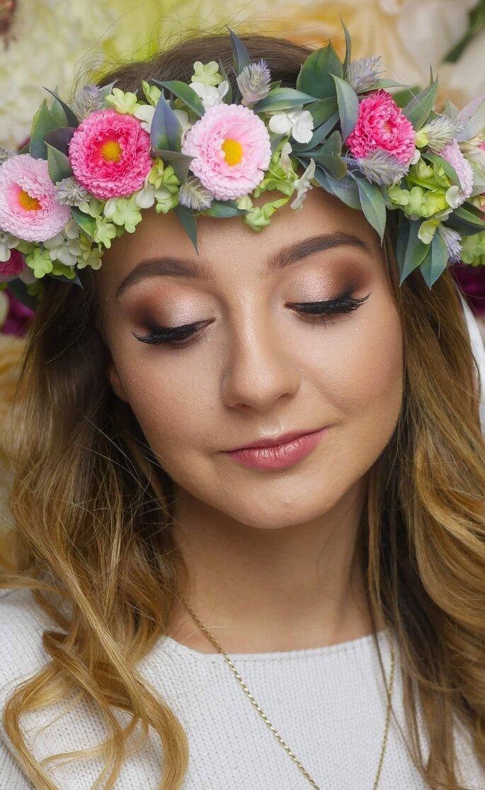 Ania Barańska Make up