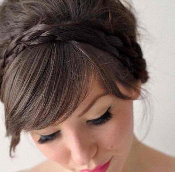 frisuren dünne haare wellen