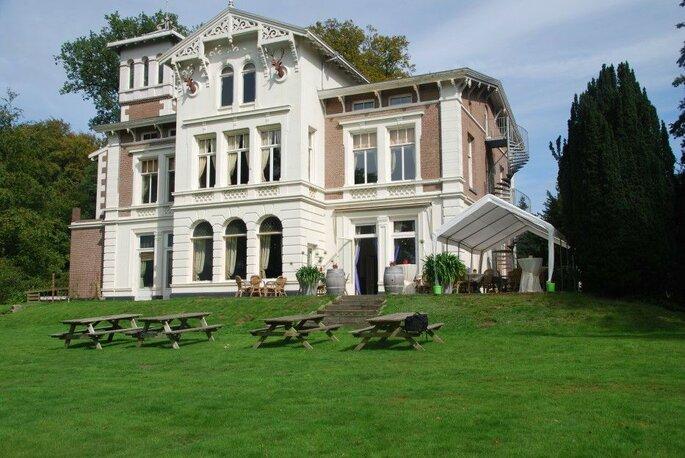 Foto: Het Jachthuis op Landgoed Beukenrode