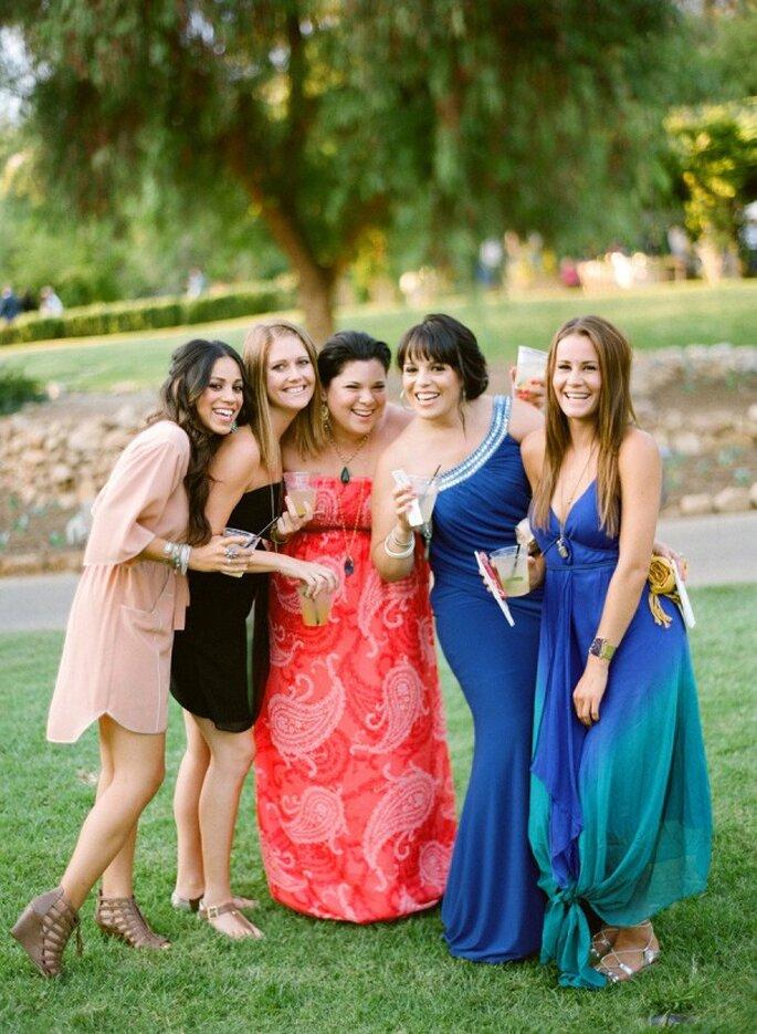 10 cosas que, como invitado, no puedes hacer en una boda - Foto Lacie Hansen